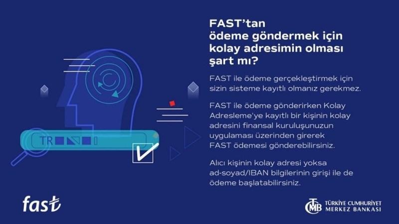 fast masrafları