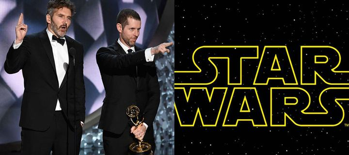 """Απογειώνεται το """"Star Wars"""" αφού το αναλαμβάνουν οι δημιουργοί του """"Game of Thrones"""""""