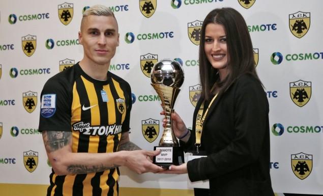«Πήρα τον Πρίγιοβιτς και του είπα να υποδεχθεί τους πρωταθλητές!»