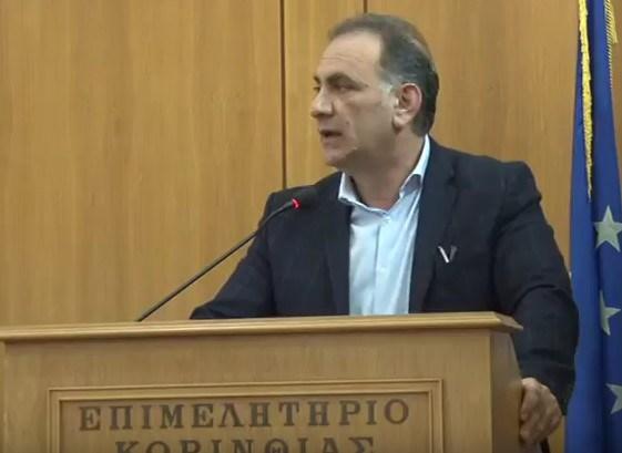 Κάλεσμαγιαενότητακαι συνεργασίααπηύθυνε ο πρόεδρος κος Π. Πιτσάκης στις διοικήσεις των ομάδων ποδοσφαίρου της Κορίνθου