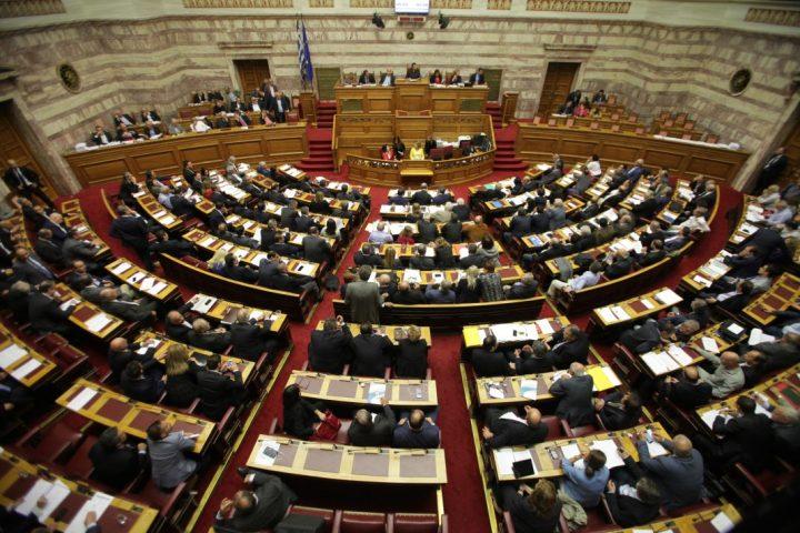 Κατατέθηκε η πρόταση ΣΥΡΙΖΑ, ΑΝΕΛ για την προανακριτική της NOVARTIS