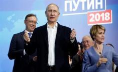 Πούτιν 2024 με πάνω από 70%