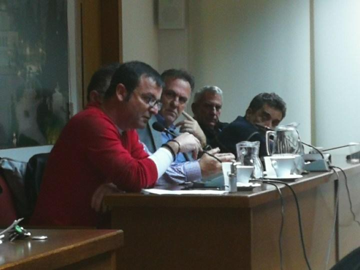 Ντιγκιρλακης: Δεν περίμενα ότι αυτή η θητεία θα κλείσει όπως αρχισε