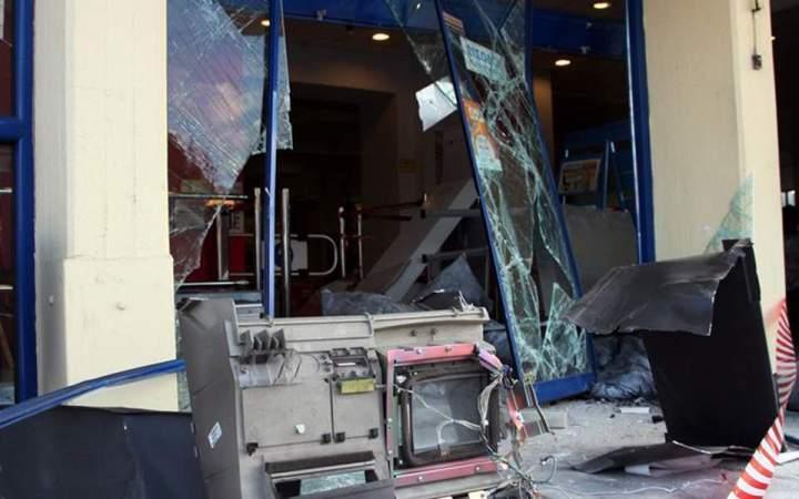 Νέο μπαράζ επιθέσεων σε ΑΤΜ τα ξημερώματα στην Αττική