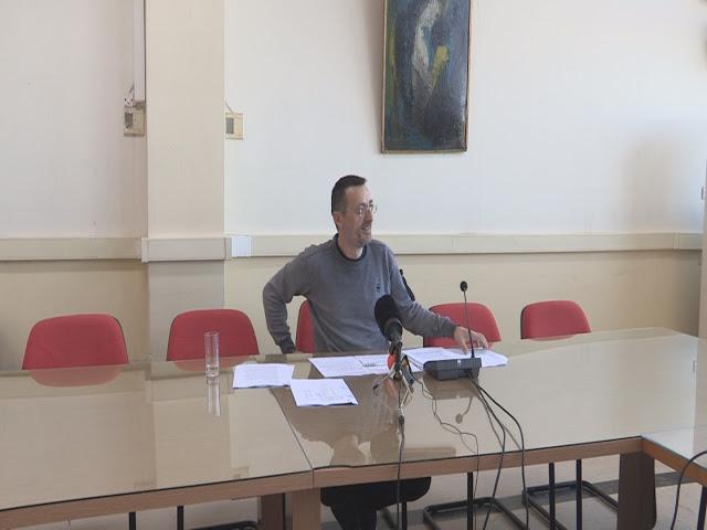 Σπύρος Σταματόπουλος: Διαβεβαιώνω τους Κορίνθιους ότι δεν υπάρχει κανένα πρόβλημα ύδρευσης στην Κόρινθο