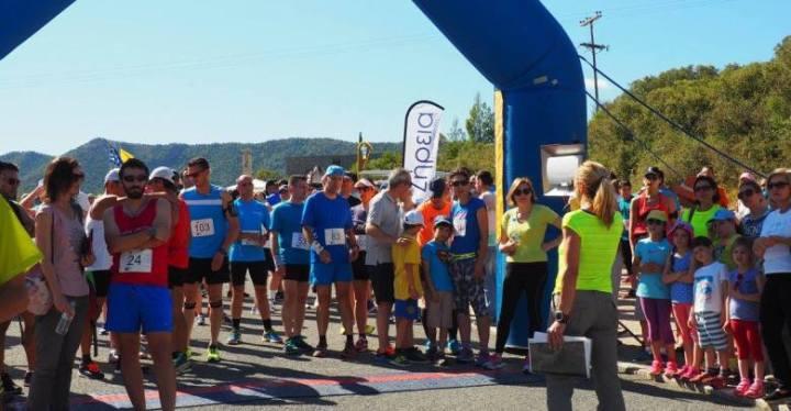 Stymphalia Lake Run 2018  3ος Ημιμαραθώνιος Αγώνας Δρόμου στη Λίμνη Στυμφαλία