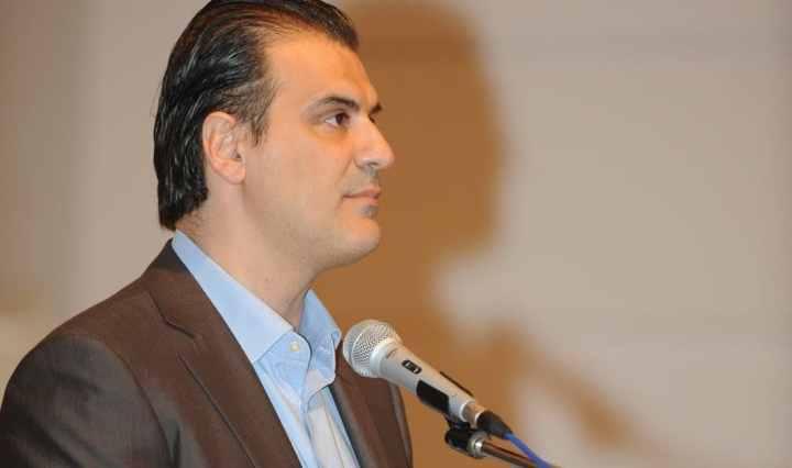 Συνέντευξη τύπου δίνει αύριο το πρωί ο Χρ. Χασικιδης