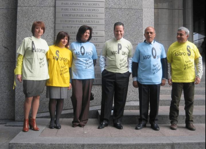 Το σχόλιο του Λάμπρου Μπούκλη για τις εξελίξεις στους Οικολόγους Πράσινους