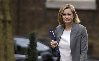Παραιτήθηκε η υπουργός Εσωτερικών της Βρετανίας – Πλήγμα για Μέι