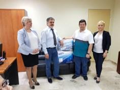 Δωρεά του Ροταριανού Ομίλου «Κορινθος» στο κέντρο υγείας της Κορινθου