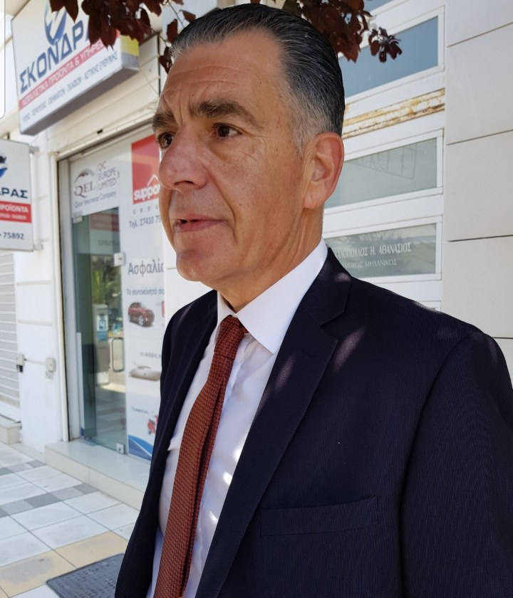 Δημήτρης Τζαναβαρας… Ο «γουρλής»