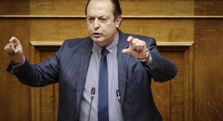Ανεξαρτητοποιήθηκε ο βουλευτής των ΑΝΕΛ Γιώργος Λαζαρίδης