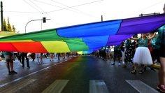 Στους ρυθμούς του Athens Pride σήμερα η Αθηνα