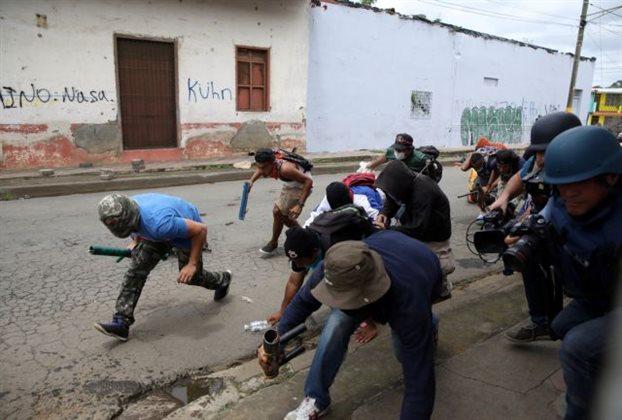 Νικαράγουα: Εξι νεκροί και δεκάδες τραυματίες σε διαδηλώσεις