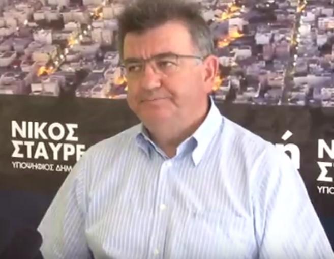 Σταυρέλης: Ο Δήμαρχος δε θέλει να φτιάξει δημοτική αγορά