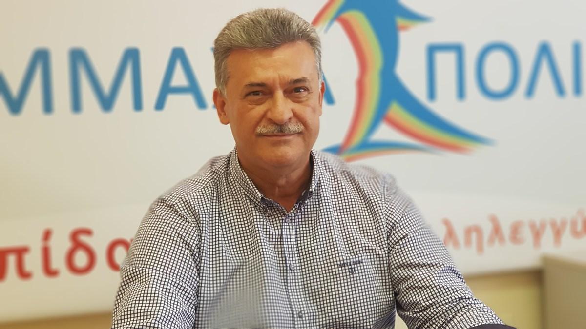 Νανόπουλος: Ναι στην κομποστοποίηση, ως πρώτο βήμα για την διαχείριση απορριματων