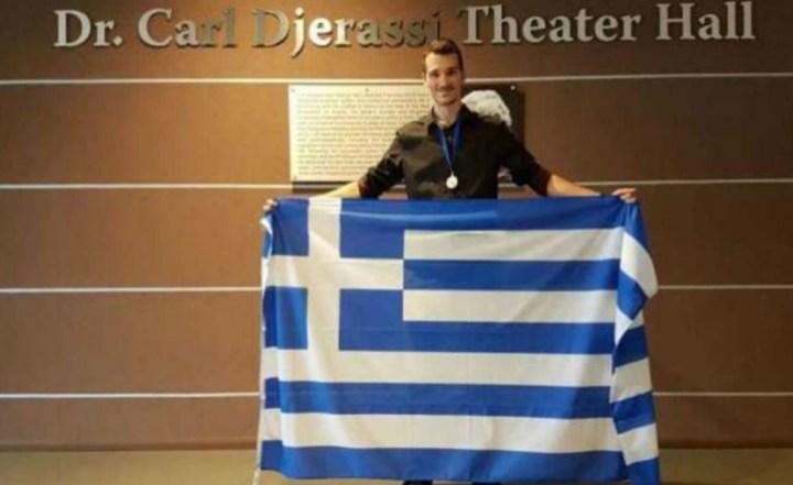 To χρυσό μετάλλιο κατέκτησε Έλληνας φοιτητής στον Παγκόσμιο Διαγωνισμό Μαθηματικών IMC