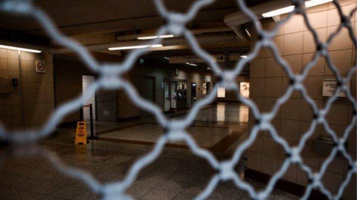 Χωρίς Μετρό σήμερα η Αθήνα για έξι ώρες