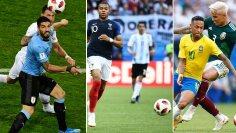 Μουντιάλ 2018: Με διπλή μάχη Ευρώπης-Λατινικής Αμερικής αρχίζει η φάση των «8»