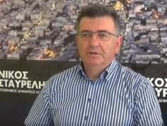 Σταυρέλης: Θα δώσουμε εμφαση στην αγροτική οδοποιία του δήμου Κορινθίων