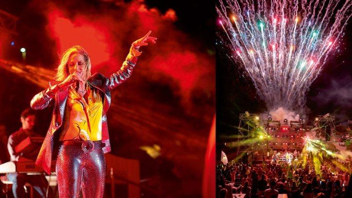 Άννα Βίσση: Συναυλία στο «Jackie O'» και κρουαζιέρα στο Αιγαίο με σκάφος επιχειρηματία