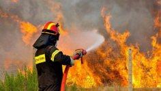 Πολύ υψηλός κίνδυνος πυρκαγιάς σε Αττική και Εύβοια σημερα