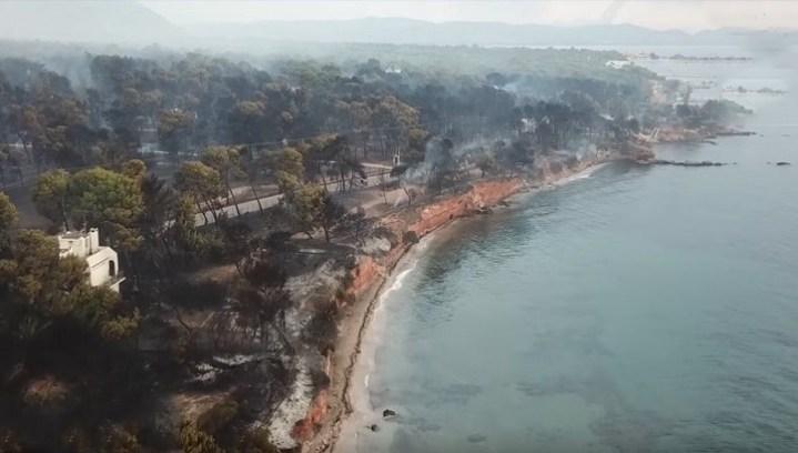 Στο φως επίσημα έγγραφα για τη φονική πυρκαγιά στην ανατολική Αττική