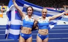 Στην κορυφή της Ευρώπης οι «κυρίες των αιθέρων»