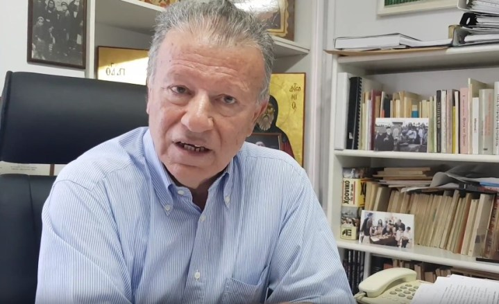Παπαφωτίου: Οργη προκαλούν αυτοί που θέλουν να στερήσουν το χρίσμα από τον Τατούλη