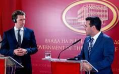 Ζάεφ: Οι Ελληνες θα στηρίξουν τη συμφωνία με διαβεβαίωσε ο Αλ. Τσίπρας