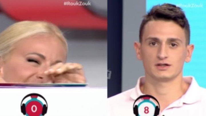 Πουτσίνι+Τσαϊκόφσκι= Π@$%όφσκι: Η απάντηση παίκτη στο Ρουκ Ζουκ έριξε στο πάτωμα την Μακρυπούλια (vid)