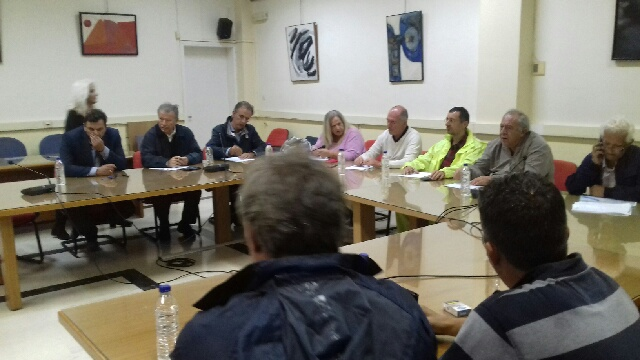 Τωρα: Εκτακτο συντονιστικο για τους Δήμους Ξυλοκαστρου, Σικυωνίων και Βελου Βοχας