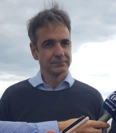 Μητσοτάκης: Η ΝΔ δε θα δώσει χρίσματα σε δημαρχους
