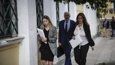 Ολοκληρώθηκε η απολογία της συζύγου Παπαντωνίου – Αναμένεται η απόφαση και για τους δύο