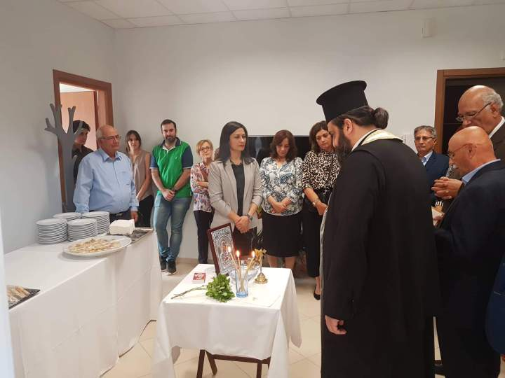 Νεο Ιατρείο Αγγελικής Γεράρδου στην Κορινθο