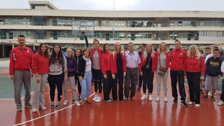 Συμμετοχή του ΑΣΠ Κόρινθος για την 5η Ημέρα Πανελλήνιου Σχολικού ΑΘλητισμού