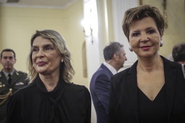 Συγχαρητήρια στην ΕΛ.ΑΣ για την αυτοσυγκράτησή της έδωσαν Ολ. Γεοβασίλη και Κ. Παπακώστα
