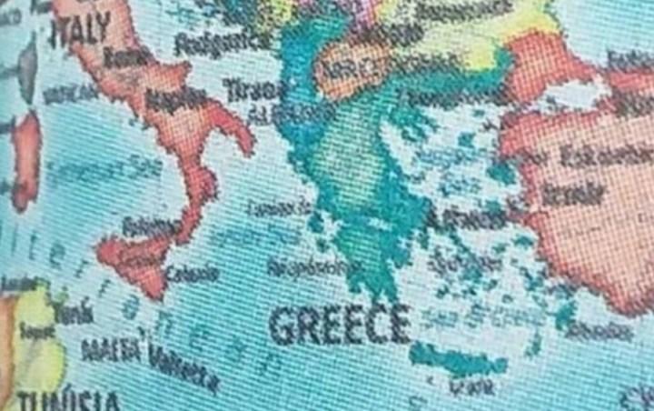 Αποσύρονται τα ημερολόγια της ΕΛΑΣ με «Μακεδονία» και «Βόρεια Κύπρο»
