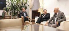 Με την ΝΔ κατεβαίνουν Πέτρος Τατσόπουλος, Αντώνης Πανούτσος