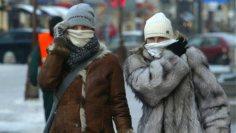 Βελτιώνεται ο καιρός – Παραμένει το τσουχτερό κρύο στην Κορινθια