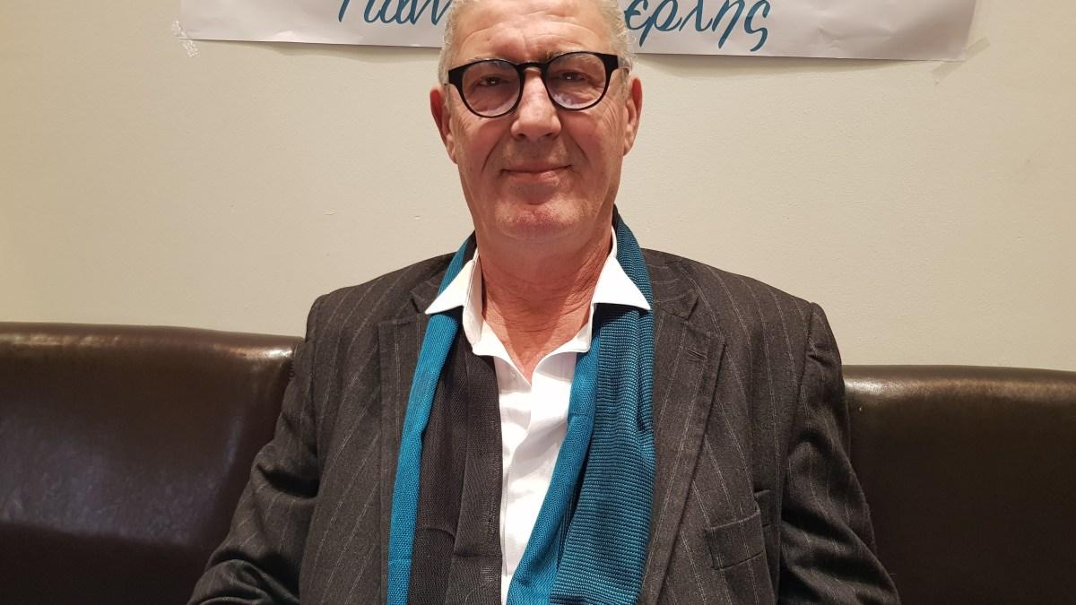 """Με """"ΝΕΑ ΟΡΜΗ"""" ανακοίνωσε την υποψηφιότητα του ο Γιαννης Γκεζερλής"""