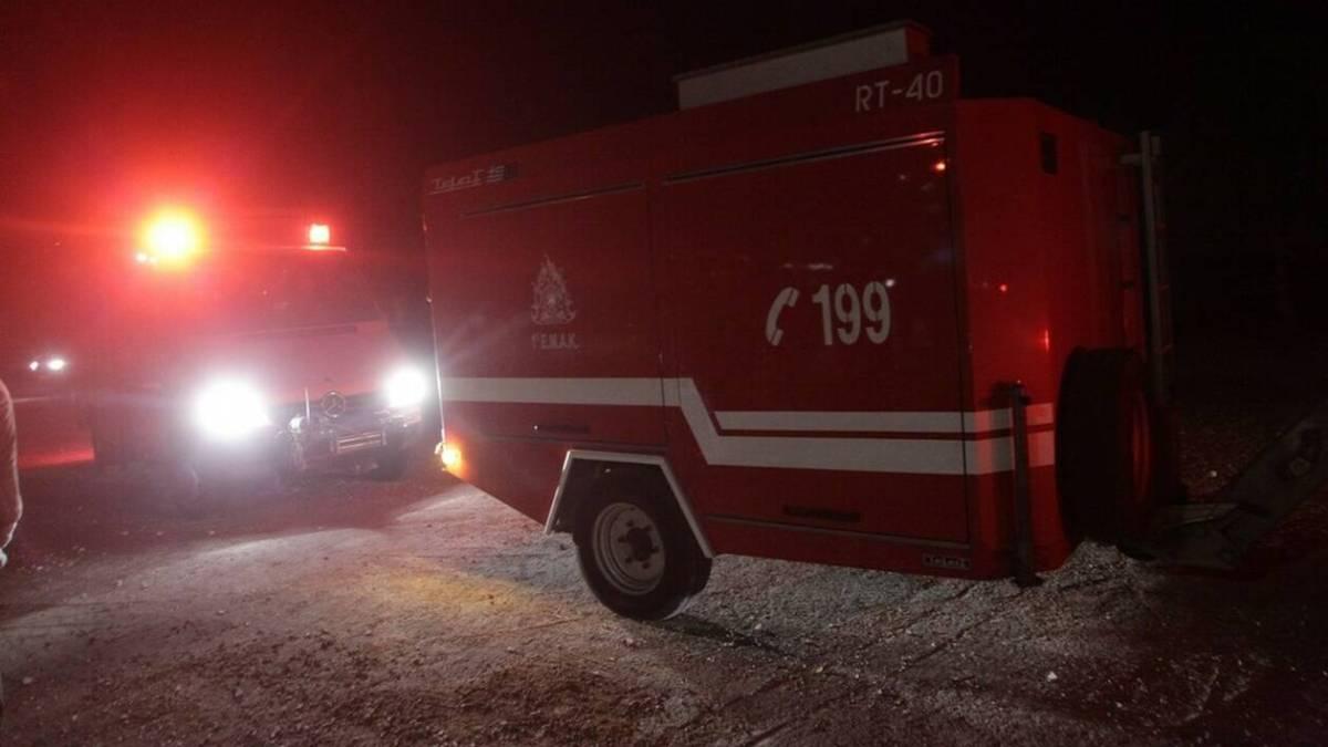 Ξυλόκαστρο: Νεκρό ανασύρθηκε ένα άτομο στο φαράγγι του Αγίου Λουκα