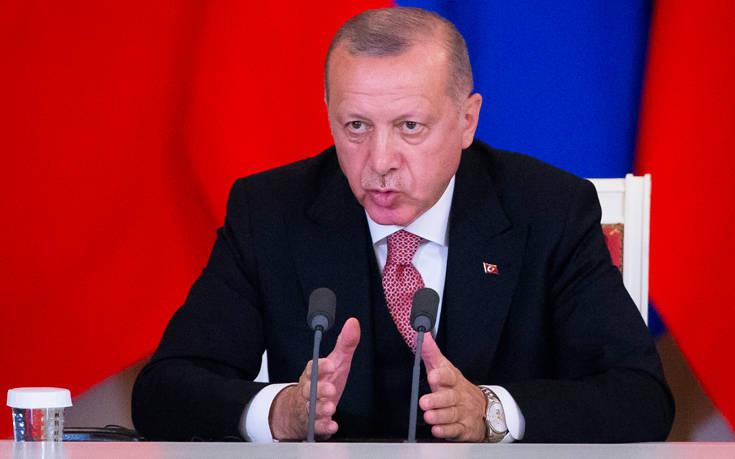 Ερντογάν: Το πρόγραμμα των F-35 θα καταρρεύσει χωρίς την Τουρκία