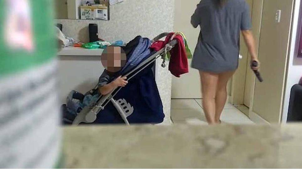 Βραζιλιάνα πυροβόλησε τον σύζυγο και την ερωμένη αφού τους έκανε τσακωτούς – Δείτε βίντεο