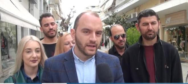 Την αγορά της Κορίνθου και το Καλογεροπούλειο Ίδρυμα επισκέφτηκε ο Υποψήφιος Δήμαρχος Τιμολέων Πιέτρης