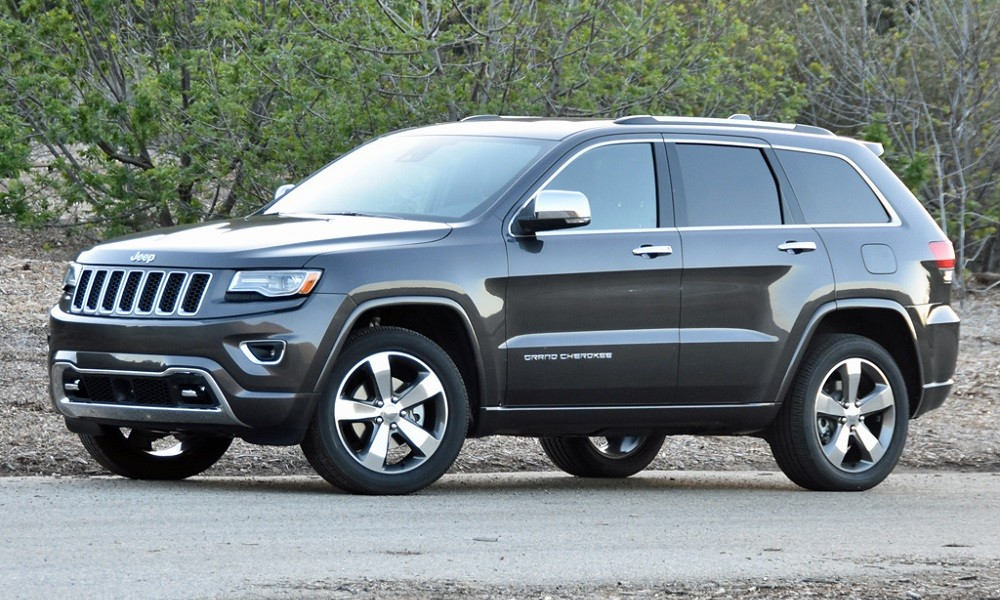 Jeep: Αποζημίωση 3.000 δολάρια σε κάθε ιδιοκτήτη Grand Cherokee diesel!
