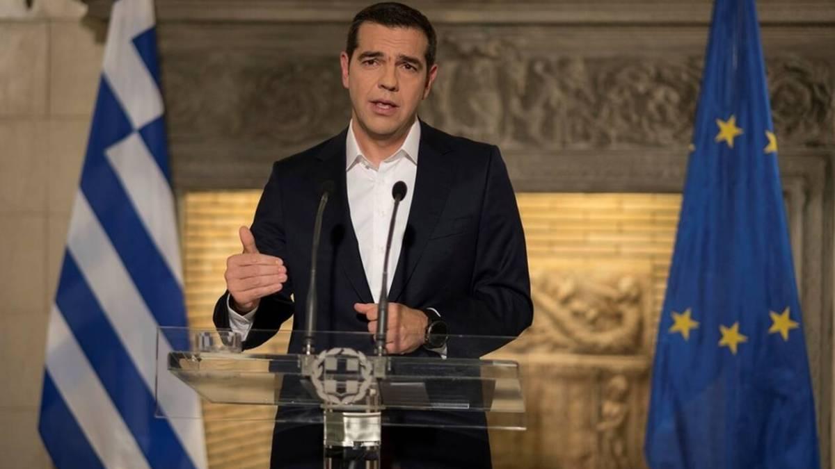 ΕΚΤΑΚΤΟ: Πρόωρες εκλογές ανακοίνωσε ο Αλέξης Τσίπρας