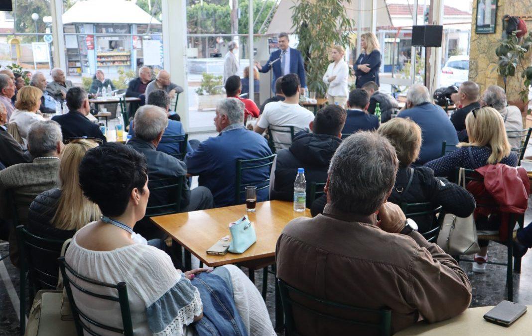 Σκληρή απάντηση του επικεφαλής της Συμμαχίας Πολιτών: Ψεύτες και συκοφάντες δεν έχουν θέση στο δήμο Κορινθίων – Αυτή δεν είναι ΕΞΕΛΙΞΗ!