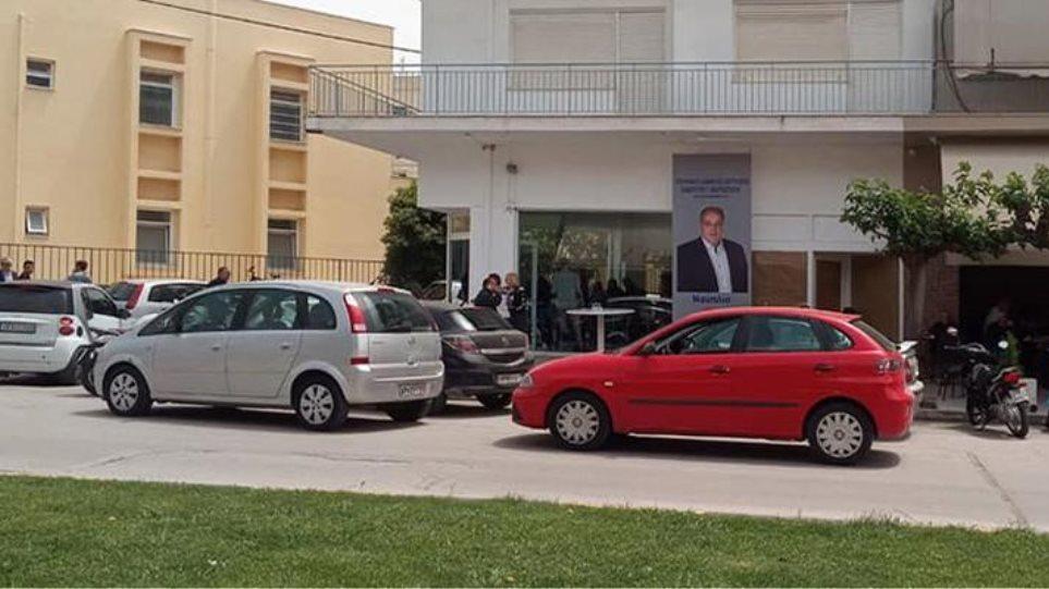 Ναύπλιο: «Μαφιόζικη» επίθεση σε υποψήφιο δημοτικό σύμβουλο της ΝΔ έξω από εκλογικό κέντρο