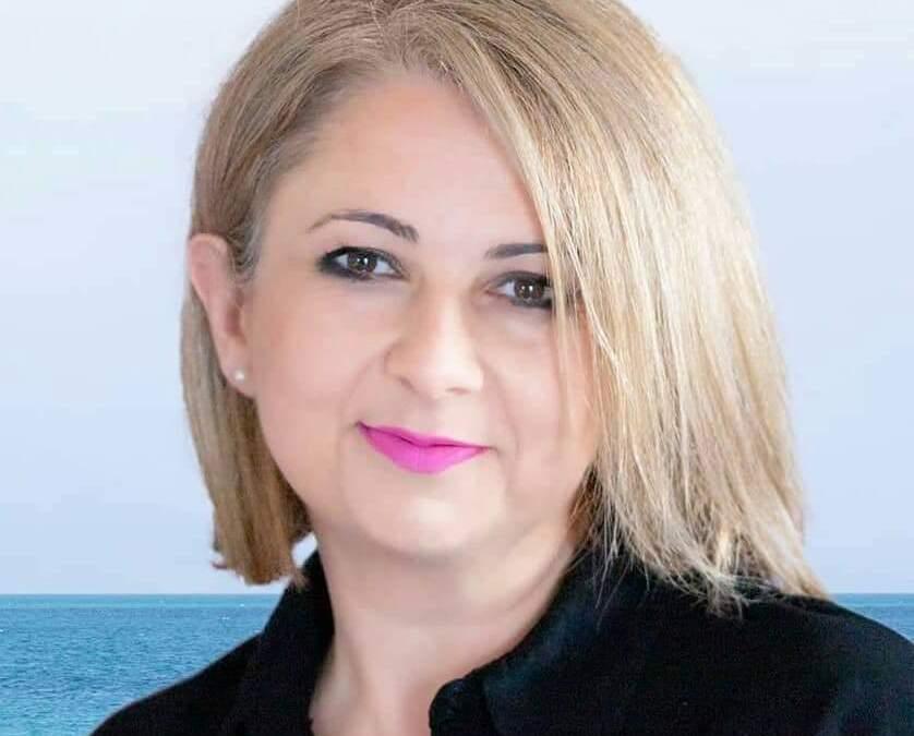 Η Γεωργία Λουκά Γκόλια υποψήφια με τον Φάνη Μπρακούλια στο Δήμο Ξυλοκάστρου
